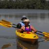 Kayaking at the Cedar Key Escape